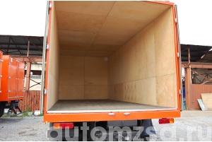 Автофургон КАМАЗ для перевозки взрывоопасных и легковоспламеняющихся грузов
