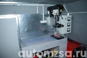 Агрегат ремонта станков качалок АРОК 489521 УРАЛ МЗСА