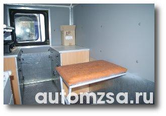Передвижная столовая 48952а МЗСА